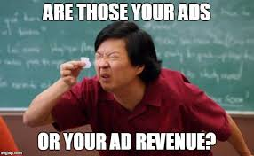 Meme Advertising - how to recover your mobile ad revenue with pagination adngin
