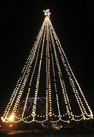 how many christmas lights per foot of tree city unveils tree of lights san benito news