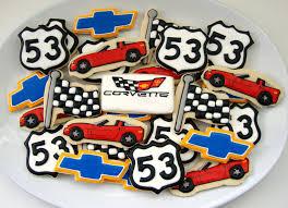 corvette birthday chris s corvette platter