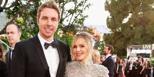 kristen bell dax shepard married couple weds in beverly hills