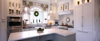 Transitional White Kitchen - transitional white cabinetry project 4 walker woodworking