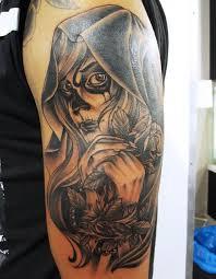 27 best dead flowers black rose tattoos for men images on