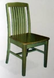 Dining Chair Plans These Wood Working Project Plans For A Dining Chair Are Found On