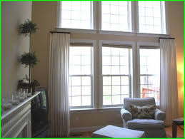 Curtain Rods Either Side Window Window Curtains Spectacular Of Best 25 Curtain Rods Ideas On