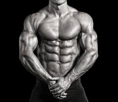 what 4 specific body fat percentage ranges look like on men