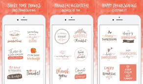 send a turkey for thanksgiving gobble gobble the best imessage stickers for thanksgiving imore