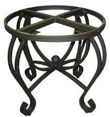 wrought iron end tables wrought iron end tables wrought iron dining table base heavy flat