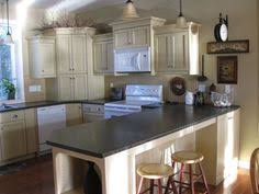 Kitchen Cabinets Peterborough Staggered Height Wall Cabinets Were Used To Create An Awesome