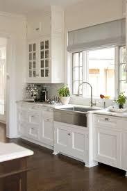 Antique White Kitchen Cabinets Picture How To Change The Look Of 35 Beautiful Kitchen Backsplash Ideas Dark Wood Sinks And Dark