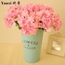 Wohnzimmer Grun Rosa Online Get Cheap Rosa Gr U0026uuml Ne Hortensien Aliexpress Com