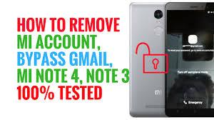 cara membuat akun mi xiaomi redmi 2 100 tested how to remove mi account mi cloud account bypass