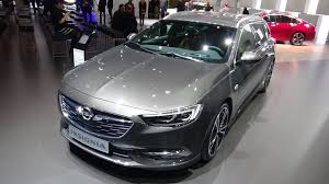 2018 opel insignia sports tourer geneva motor show 2017 youtube