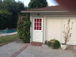 guesthouse luxury one bedroom home with pool van nuys ca