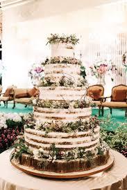 wedding cake bogor puri begawan wedding venue in bogor bridestory