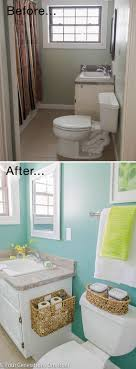 ideas for small bathrooms makeover tiny bath makeovers decorating your small space