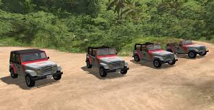 jurassic park car movie released jurassic park jeep beamng