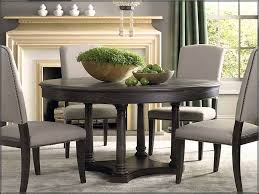 round dining table set placement tips with pictures