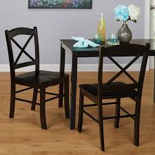 country chairs simple living country cottage black dining chairs set of 2