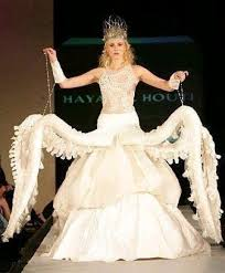 disgusting wedding dresses horrible wedding dresses 18 best worst wedding dresses images on