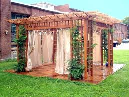 white outdoor curtains stylish comfortable and enduring outdoor