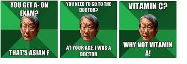 Asian Father Meme - analysis on internet memes using semiotics