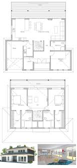 floor plans with 2 master suites modern house plans with two master suites modern house
