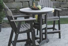 Outdoor Pub Style Patio Furniture Patio U0026 Pergola Outdoor Bar Height Table Ideas Stunning Bar