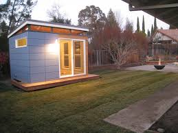 Home Office Shed A Modern Design
