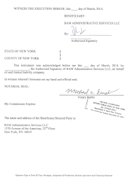 Nys Power Of Attorney Form by Ex10 10 Htm