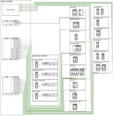 network floor plan wired u0026 wireless home network circle automation kent london