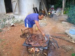 polynesian feast mangaia style south pacific dreams pinterest