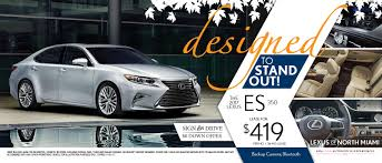 lexus lease es 350 lexus of north miami is a miami lexus dealer and a new car and