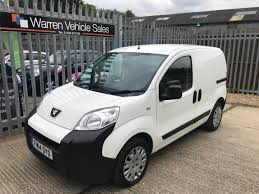 peugeot bipper van peugeot bipper 1 3 hdi professional panel van 3dr warren vehicle