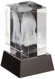 Chair Game Of Thrones Amazon Com Dark Horse Deluxe Game Of Thrones 3d Crystal Iron