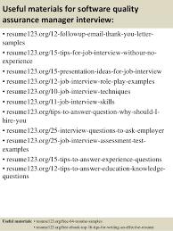 software qa manager resume sample qa resume sample 2249 resume quality assurance manager software