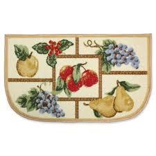 Fruit Kitchen Rugs Buy Fruit Rugs From Bed Bath U0026 Beyond