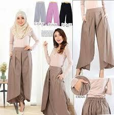 rok muslimah 36 model rok span panjang pendek terbaru 2018 model baju muslim