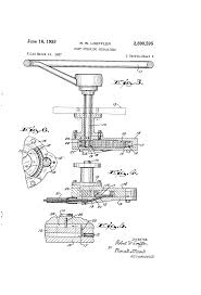 patent us2890595 boat steering mechanisms google patents