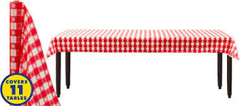 paper table cover with plastic liner picnic party theme picnic themed party supplies party city