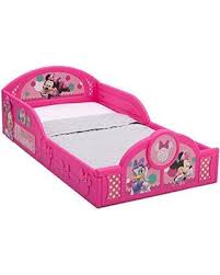 Minnie Mouse Toddler Bed Frame Amazing Deal On Delta Children Deluxe Disney Minnie Mouse Toddler