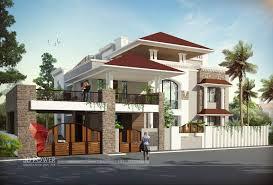 bungalow designs 3d bungalow design 3d modern bungalow rendering elevation