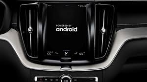google partners with 2018 volvo xc60 t6 for in car connectivity