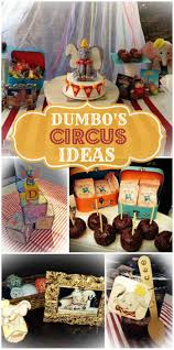 38 best 1st bday dumbo circus theme images on pinterest circus