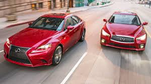 2014 lexus is350 jdm 2014 infiniti q50s vs 2014 lexus is350 f sport head 2 head ep