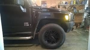 jeep hummer matte black mydippedwhips hummer wheels