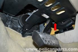 audi a4 b6 brake light switch replacement 2002 2008 pelican