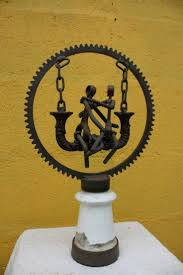 Home Decor Using Recycled Materials Best 25 Bicycle Parts Art Ideas On Pinterest Bike Parts