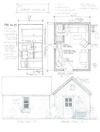 floor plans cabins mini cabins plans tiny house h1a sq ft excellent floor plans small
