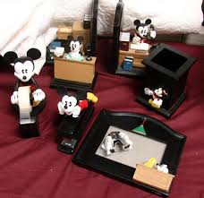 mickey mouse table l desk accessories mickey mouse pertaining to decorations 1