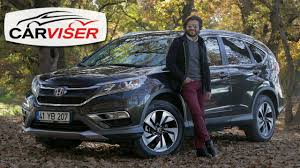 onda cvr honda cr v 1 6 i dtec 160 9at test sürüşü review english